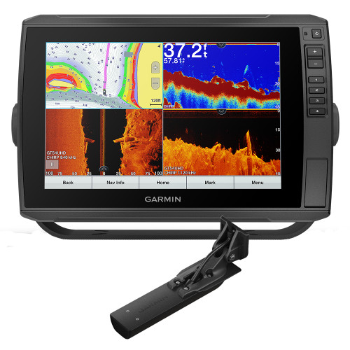 Garmin ECHOMAP Ultra 106sv Preloaded US Offshore BlueChart g3 - LakeV g3 w\/GT56UHD-TM [010-02527-01]
