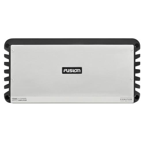 FUSION SG-24DA61500 Signature Series 1500W - 6 Channel Amplifier - 24V [010-02556-00]