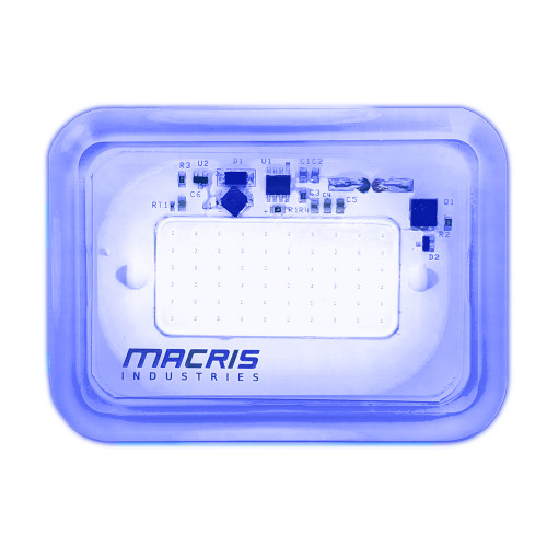Macris Industries MIU S5 Series Miniature Underwater LED 10W - Royal Blue [MIUS5RB]