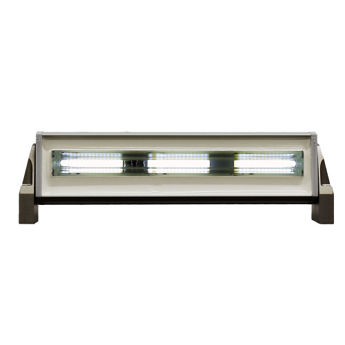 "Macris Industries ALPHA6 6"" Waterproof Fixed LED Lightbar - White - 12W - 2,000 Lumens [ALPHA 6]"