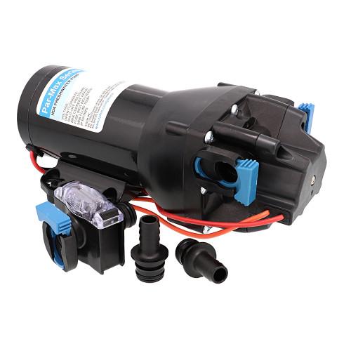 Jabsco Par-Max HD4 Heavy Duty Water Pressure Pump - 12V - 4 GPM - 40 PSI [Q401J-115S-3A]
