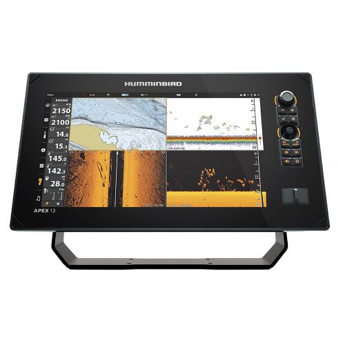 Humminbird APEX 13 MSI+ Chartplotter CHO Display Only [411470-1CHO]