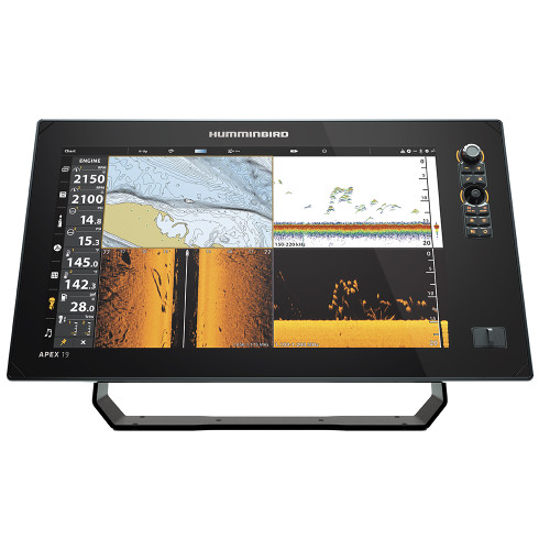 Humminbird APEX 19 MSI+ Chartplotter [411240-1]