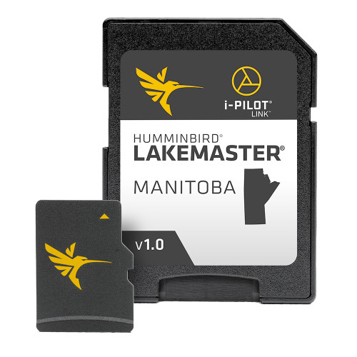 Humminbird LakeMaster Manitoba Chart - Version 1 [600056-1]