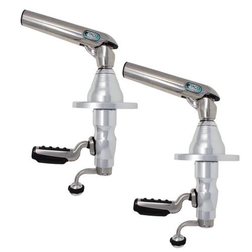 TACO GS-500 Grand Slam Outrigger Mounts *Only Accepts CF-HD Poles [GS-500]
