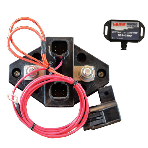Balmar SG205 Battery Monitor Kit w\/Bluetooth Gateway - No Display [SG205]