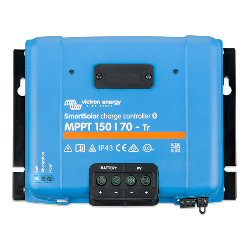 Victron SmartSolar MPPT 150\/70 - TR Solar Charge Controller [SCC115070211]