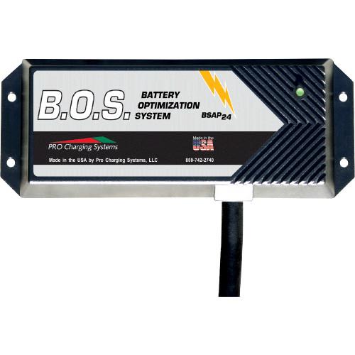 Dual Pro Battery Optimization System (B.O.S.) - 12V - 4-Bank [BOS12V4]
