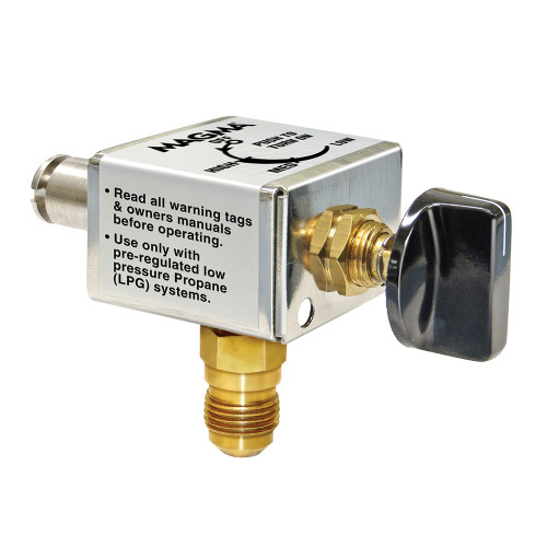 Magma LPG Low Pressure Valve High Output [A10-224]