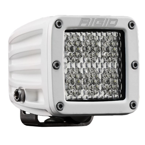 RIGID Industries D-Series PRO Spector Diffused - Single - White [701513]
