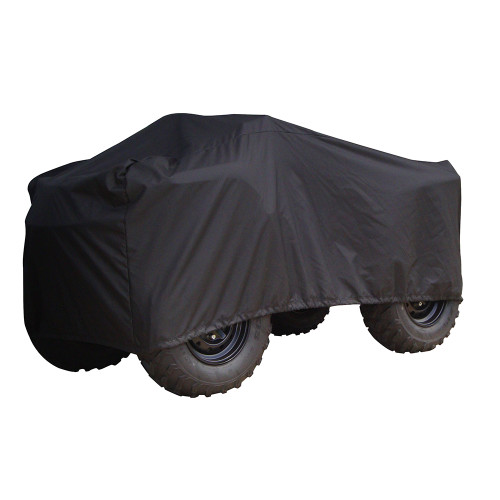 Carver Sun-Dura Large ATV Cover - Black [2002S-02]