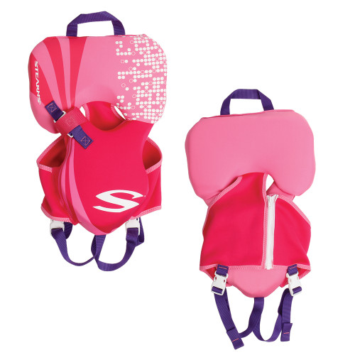 Stearns Infant Hydroprene Life Vest - Pink - Under 30lbs [2000037894]