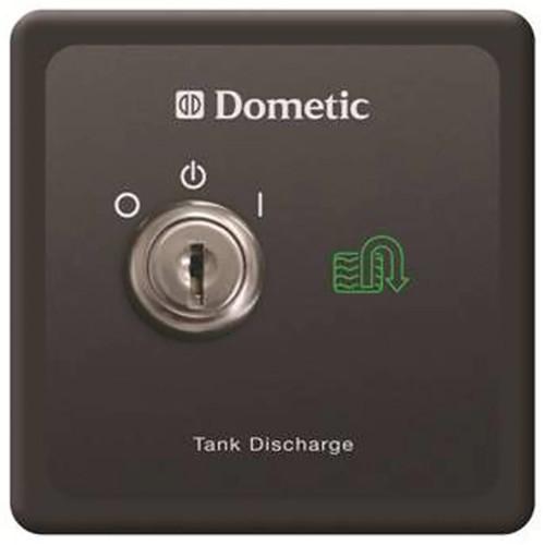 Dometic Tank Discharge Controller - 24V - Black [9108554555]