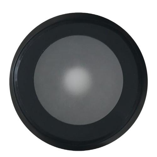 Shadow-Caster DLX Series Down Light - Black Housing - Full-Color [SCM-DLX-CC-BK]