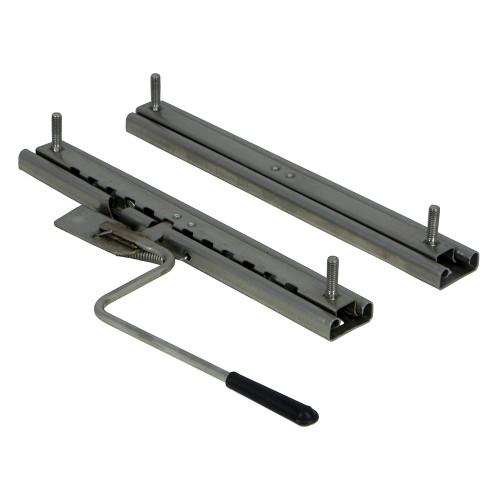 Springfield 2-Piece Chair Slide Rails - Bent Handle [3100205-M]