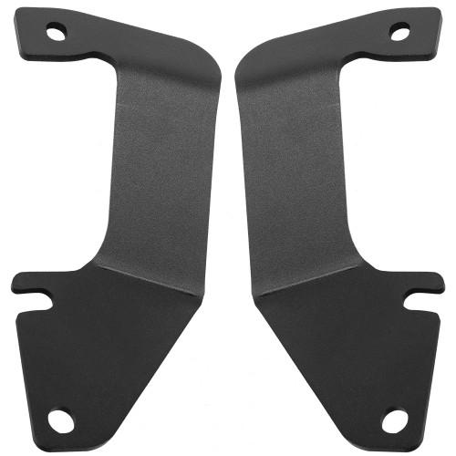 RIGID Industries 2014 - 2020 Toyota Tundra A-Pillar Mount - Black [46701]