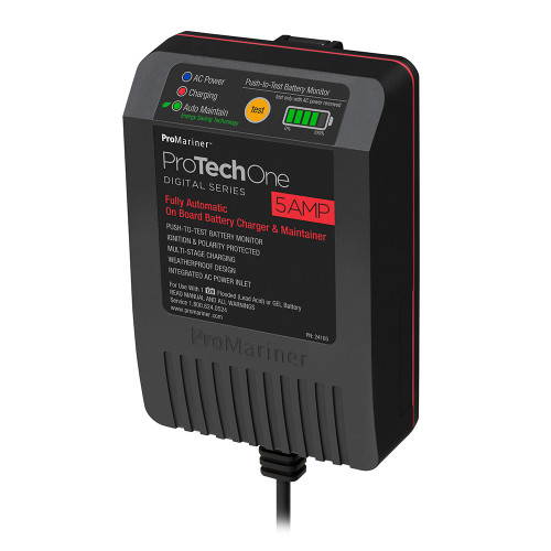 ProMariner ProTechOne - 5 AMP - AC Inlet [24105]