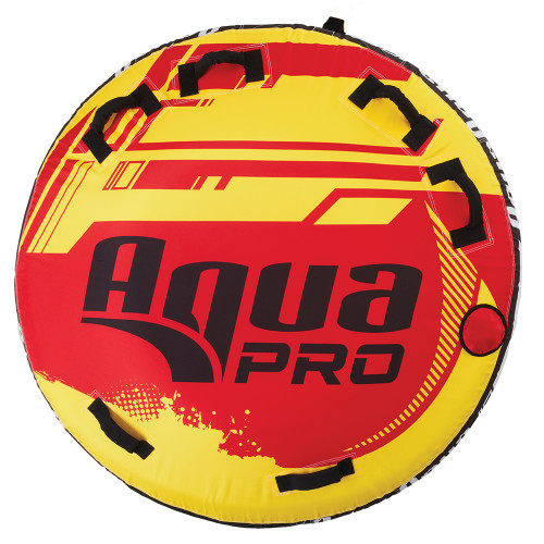 """Aqua Leisure Aqua Pro 60"""" One-Rider Towable Tube [APL19981]"""