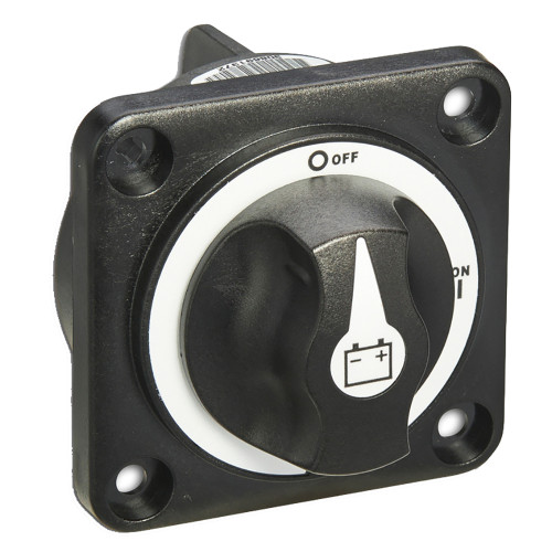 Cole Hersee SR-Series Flange Mount - 300A Battery Switch [880062-BP]