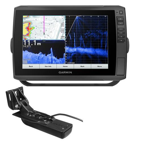 Garmin ECHOMAP Ultra 102sv w\/GT56UHD-TM Transducer [010-02526-01]