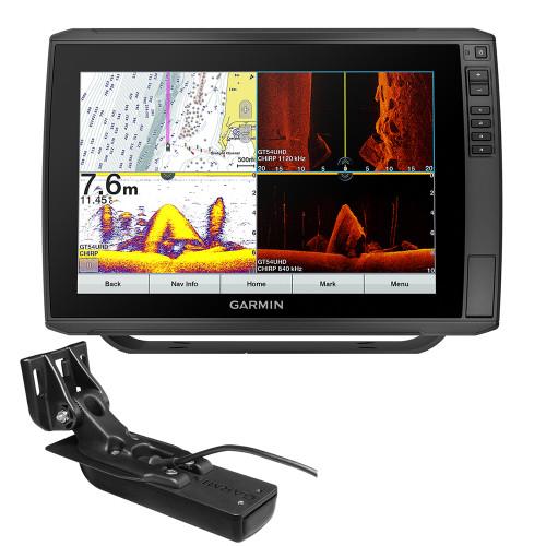Garmin ECHOMAP Ultra 122sv w\/GT56UHD-TM Transducer [010-02528-01]