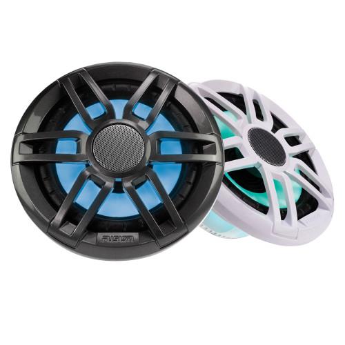 """FUSION XS-FL65SPGW 6.5"""" 200W Sports Marine Speakers - Grey  White [010-02196-01]"""