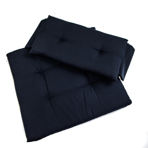 Whitecap Seat Cushion Set f\/Directors Chair - Navy [97242]