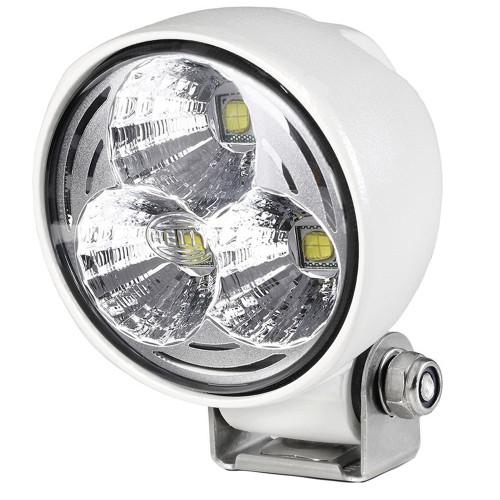 Hella Marine Module 70 Gen 4 LED Floodlight - White Housing - Long Range - 2100 Lumens [996476531]