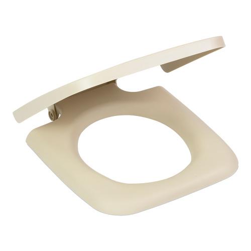Dometic Seat Lid  Seat f\/960 Series Portable Toilet - Parchment [385311520]