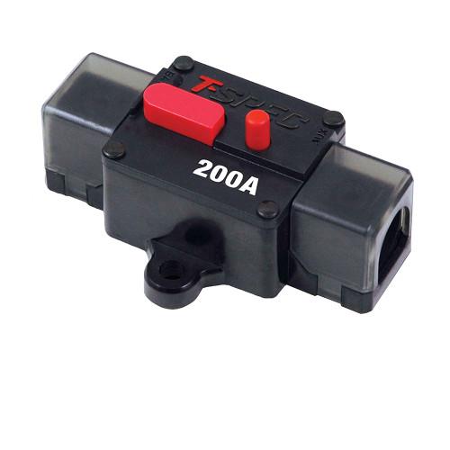 T-Spec V12-CBF200 Circuit Breaker - 200 AMP [V12-CBF200]