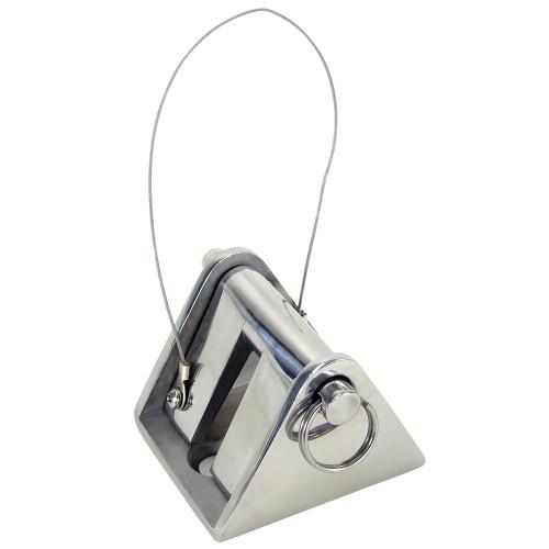 """Whitecap Chain Stopper 3-1\/8"""" Long 1\/2"""" Pin [AR-6495C]"""