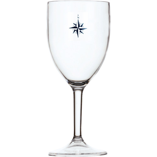 Marine Business Wine Glass - NORTHWIND - Set of 6 [15104C]