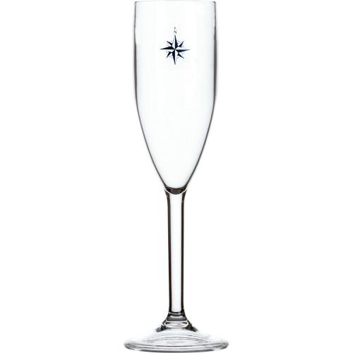Marine Business Champagne Glass Set - NORTHWIND - Set of 6 [15105C]