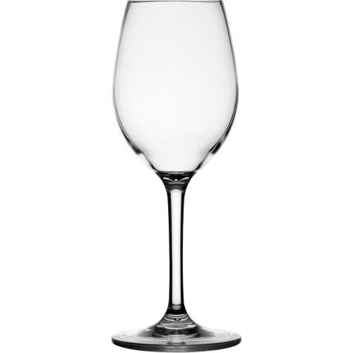 Marine Business Non-Slip Wine Glass Party - CLEAR TRITAN - Set of 6 [28104C]