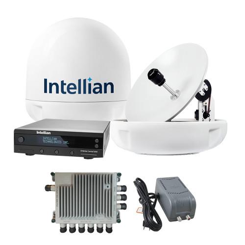 Intellian i5 All-Americas TV Antenna System  SWM-30 Kit [B4-I5SWM30]