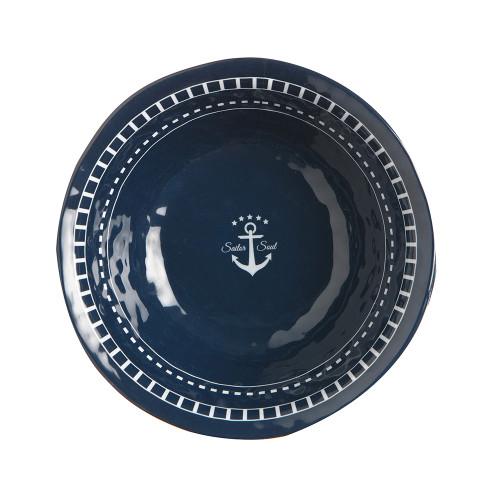 Marine Business Melamine Small Bowl - SAILOR SOUL - Set of 6 [14007C]