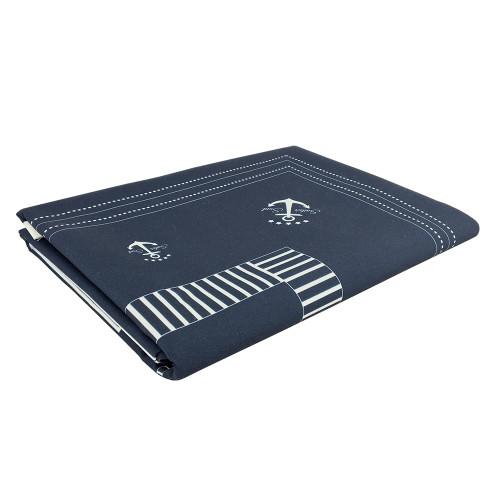 "Marine Business Plastified Medium Table Cloth - SAILOR SOUL - 61"" x 51"" [14412]"