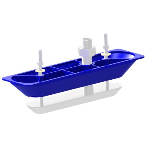 Navico StructureScan 3D Thru-Hull Transducer Fairing Block Only [000-13581-001]