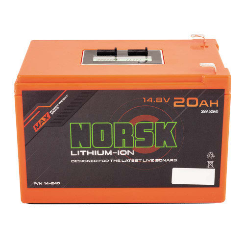 Humminbird 20Ah Lithium Battery Kit [770033-1]