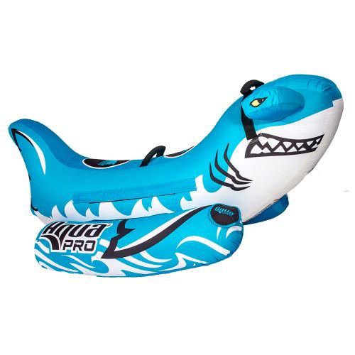 "Aqua Leisure 82"" Water Sport Towable ""Hammerhead - The Shark"" - 2-Rider [APT21226]"