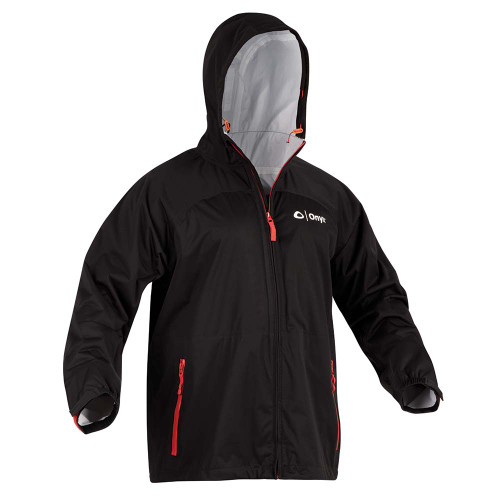 Onyx HydroMax Rain Jacket - Medium - Black [503100-700-030-22]