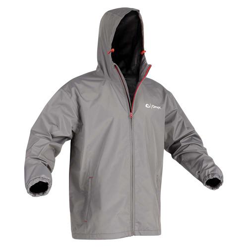 Onyx Essential Rain Jacket - Large - Grey [502900-701-040-22]