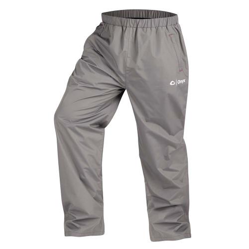 Onyx Essential Rain Pant - X-Large - Grey [503000-701-050-22]
