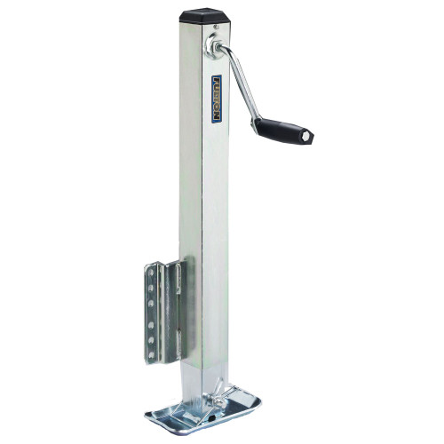 Fulton 2500 lbs. Square Tube Fixed Mount Jack No Wheel [HD25000101]