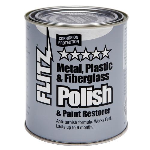 Flitz Polish - Paste - 1 Gallon Can [CA 03588]