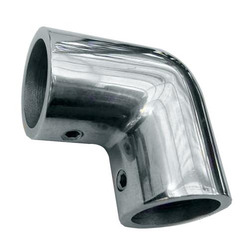"""Whitecap """" O.D. 90 Degree SS Elbow [6076C]"""