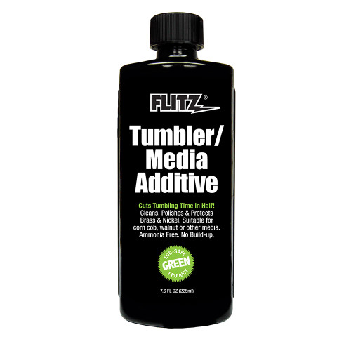 Flitz Tumbler\/Media Additive - 7.6 oz. Bottle [TA 04885]