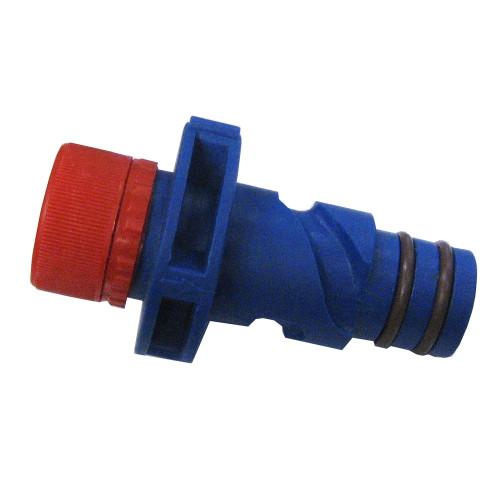 Johnson Pump Threaded Blue Insert f\/61121, 61122 [61126]