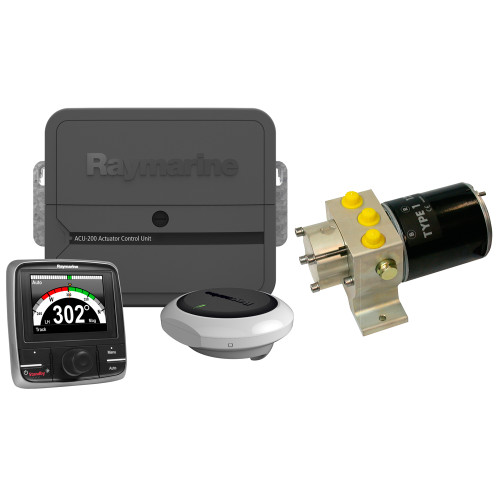 Raymarine EV-200 Power Hydraulic Evolution Autopilot [T70157]