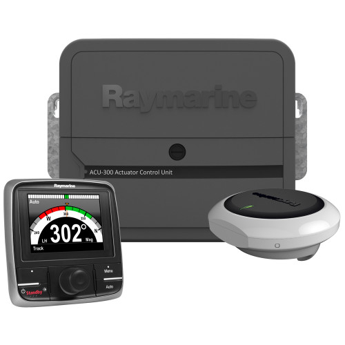 Raymarine EV-300 Power Solenoid Evolution Autopilot [T70160]
